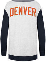 '47 Women's Denver Broncos Kyla Sweater