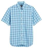 Tailorbyrd West We Go Regular Fit Plaid Sport Shirt