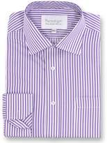 House of Fraser Men's Double TWO Paradigm Single Cuff 100 Cotton Non-Iron Shirt