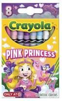 Crayola Pick Your Pack Crayons8ct - Pink Princess