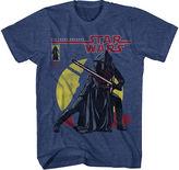 Star Wars STARWARS Force Awakens Page Turner T-Shirt