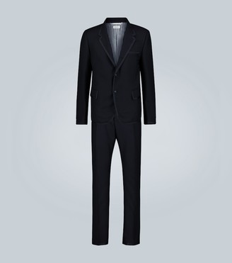 Thom Browne Exclusive to Mytheresa a wool tuxedo with bow tie