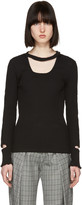 Toga Black Tereko Pullover