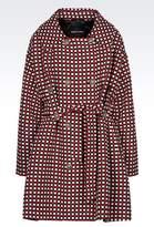 Emporio Armani Coats - Double-breasted coats