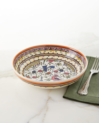Neiman Marcus Pavoes Pasta Bowls, Set of 4