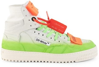 Off-White Off-Court Spray Paint Sneakers