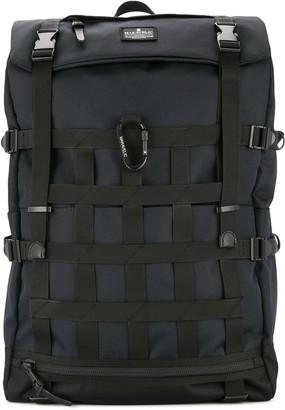 Makavelic Chase Meshwork backpack