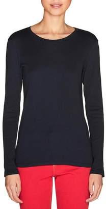 Benetton Cotton Long-Sleeved T-Shirt