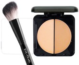 EVE PEARL Dual Pressed Powder & Brush Duo - Light
