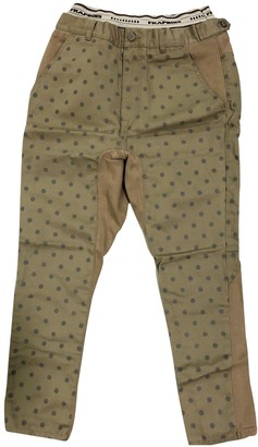 Dickies Beige Polyester Trousers