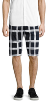 Antony Morato Cotton Printed Shorts