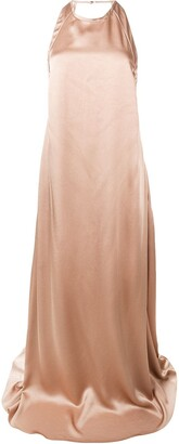 Rochas Long Evening Dress