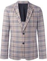 Ami Alexandre Mattiussi half lined 2 button jacket - men - Wool - 44