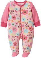 Boppy Baby Girl Floral Sleep & Play