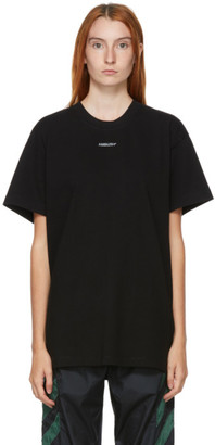 Ambush Black XL Logo T-Shirt