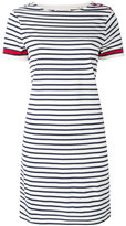 Chinti and Parker Ladybird breton dress - women - Organic Cotton - XS