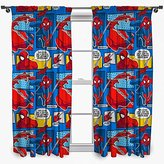 Disney Ultimate Spider-Man 'WEBHEAD' 54-Inch Curtain Set