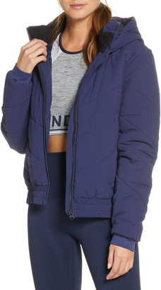LNDR Snow Water Repellent Hooded Jacket