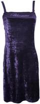 Blumarine Purple Dress for Women