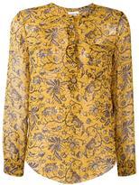 Etoile Isabel Marant 'Boden' chiffon blouse - women - Silk - 38