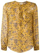 Etoile Isabel Marant 'Boden' chiffon blouse - women - Silk - 40