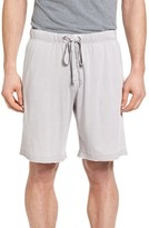 Daniel Buchler Men's Burnout Lounge Shorts