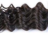 D&Y YD 8A Peruvian Virgin Unprocessed DeepWave Human Hair Weave 1 Bundle 100G/Bundle
