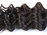 D&Y YD 8A Peruvian Virgin Unprocessed DeepWave Human Hair Weave 3 Bundle 50G/Bundle