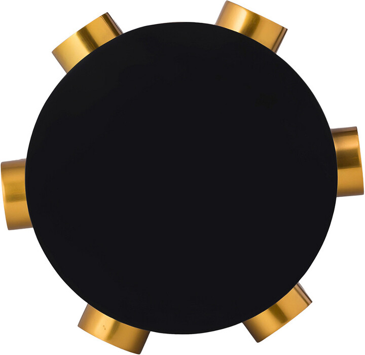 Thumbnail for your product : Tov Furniture Rockstar Gold Side Table