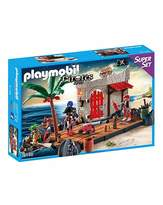 Playmobil Pirate Fort SuperSet