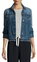Theory Bryndis Carlisle Denim Jacket
