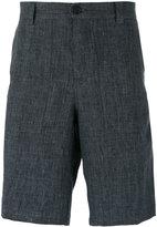 Brunello Cucinelli tailored shorts - men - Cotton/Linen/Flax - 46