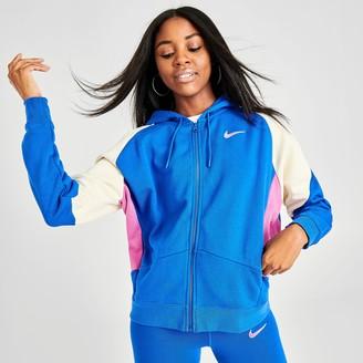 Nike Women's Sportswear French Terry Full-Zip Hoodie