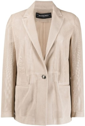 Simonetta Ravizza Betty relaxed-fit blazer