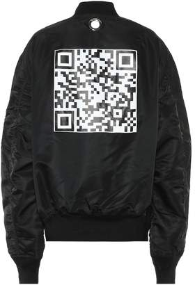 Vetements Technical bomber jacket