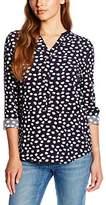 Tommy Hilfiger Tommy Denim Women's Dw0dw00431 Normal Waist Long Sleeve Blouse,6 (Manufacturer Size: XS)