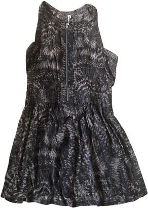 IRO Brown Viscose Dresses