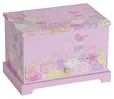 Mele Piper Girls' Musical Ballerina Jewelry Box - Pink