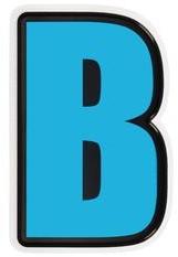 Rebecca Minkoff Travel Letter Sticker B