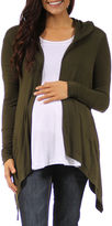 24/7 Comfort Apparel 24-7 COMFORT APPAREL Cardigan Plus Maternity