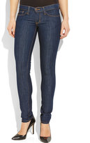 Flying Monkey Dark Wash Five-Pocket Skinny Jeans