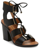 Dolce Vita Witley Lace-Up Leather Sandals