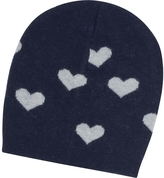 Julia Cocco' Multi Heart Women's Beanie Hat