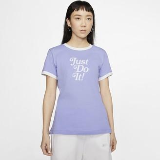Nike Women's Ringer T-Shirt Sportswear