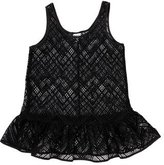 Milly Minis Lace Sleeveless Top