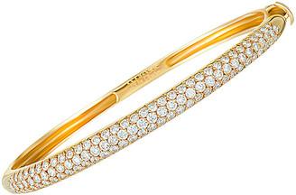 Van Cleef & Arpels Heritage  18K 2.42 Ct. Tw. Diamond Bracelet