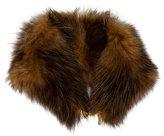 Miu Miu Fox Fur Collar