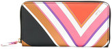 Emilio Pucci zip around wallet