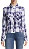 Rails Dylan Plaid Button-Up Shirt