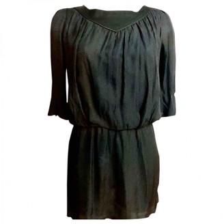 Sessun Black Silk Dresses